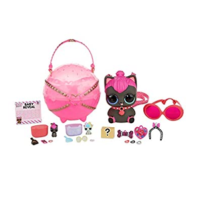 L.O.L. Surprise! Biggie Pet - Spicy Kitty: Toys & Games