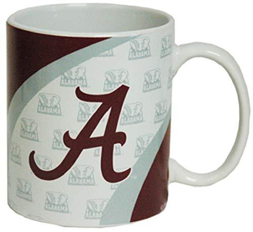 (Jenkins Enterprises Alabama Crimson Tide Ceramic Vortex Mug)