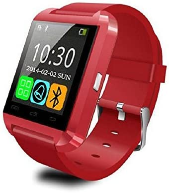 Bluetooth Smart Watch Teléfono Smartwatch para Samsung Huawei Sony LG Android Smartphones