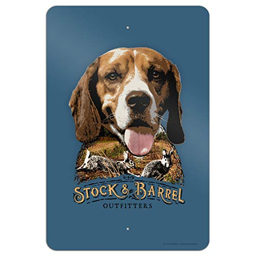 GRAPHICS & MORE Stock and Barrel Outfitters Beagle, used for sale  Delivered anywhere in USA