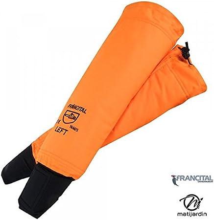 Pi/èce neuve Manchettes protection tron/çonneuse avec gants Kerwood T 9