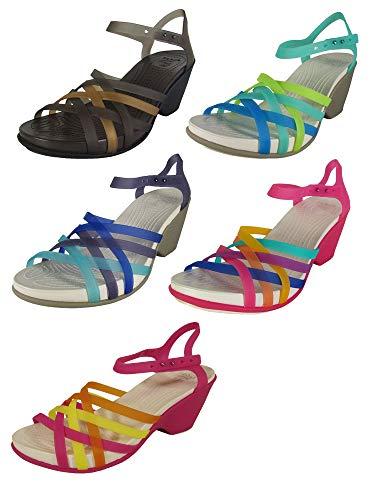 c99bb0571cda Crocs Women s Huarache Wedge - Import It All