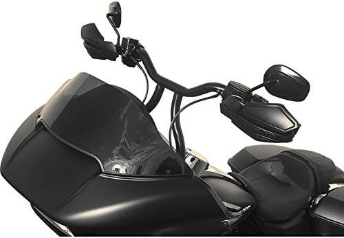 PowerMadd Cobra Black Star Series Handguards /& Mount Kit Harley 14-16 Hydraulic