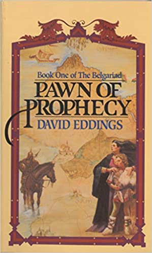 Amazon | Pawn of Prophecy (The...