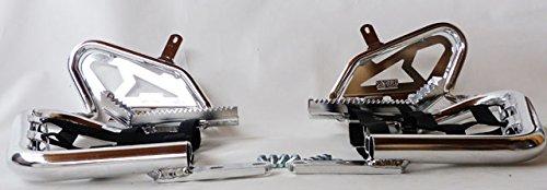 XRV Poggiapiedi con paratacchi per quad Aeon Cobra 300//350