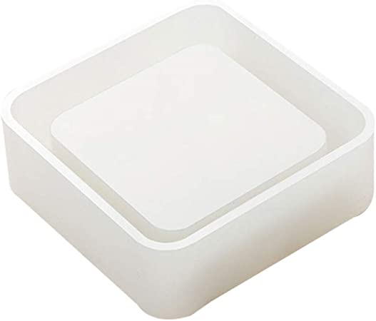 Silicone Ashtray Mold Resin Jewellery Making Mould Casting Epoxy DIY Craft Tool~
