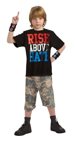 WWE Wresting John Cena Child Costume - Small by Rubie's