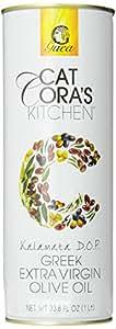 Cat Cora's Kitchen Extra Virgin Olive Oil, Kalamata D.O.P., 33.8 Ounce