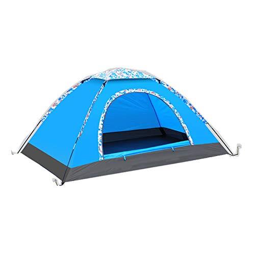HUIYUE 2-3 Personen Outdoor Camping Zelt,Kuppel Zelte, Strandzelt, Regendichte Kälteschutz Schatten Im Freien Reiseverkehr Zelt