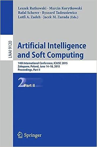 Téléchargements de livres électroniques gratuits Google pdf Artificial Intelligence and Soft Computing: 14th International Conference, ICAISC 2015, Zakopane, Poland, June 14-18, 2015, Proceedings, Part II (Lecture Notes in Computer Science) PDF