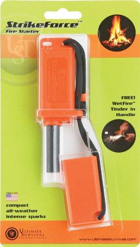 UST StrikeForce Fire Starter (Orange)