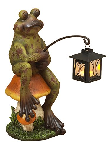 Solar Lighted Lawn Ornaments in US - 2