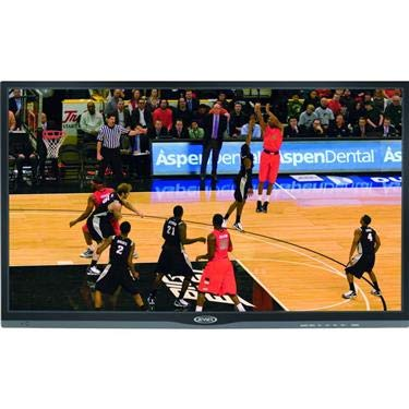 Jensen JTV3217DC 32' LED Television with Integrated HDTV ATSC Tuner HD Ready 1080p, 720p, 480p