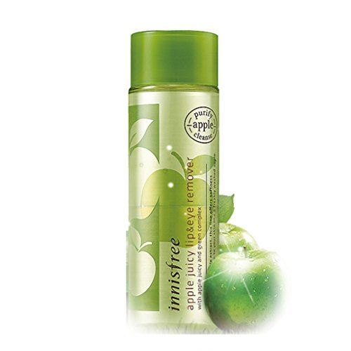 Innisfree Apple Juicy Lip n Eye Remover 3.38 Oz/100ml