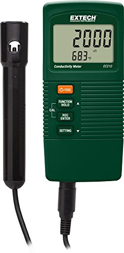 Extech EC210 Compact Conductivity and TDS Meter