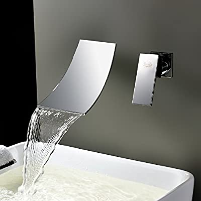 Uni-3d Bathroom KitchenBasin Vanity Sink Faucet with Stainless Steel Hose