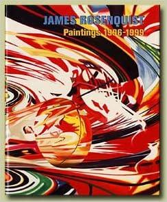 james rosenquist paintings 1996 1999