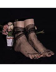 Zachte Siliconen Levensformaat Vrouwelijke Model Benen Voeten Modellen Display Artistieke Schetsen, Display Sieraden Sandal Shoe Sok Display Art Sketch (Grootte : 1 pair)