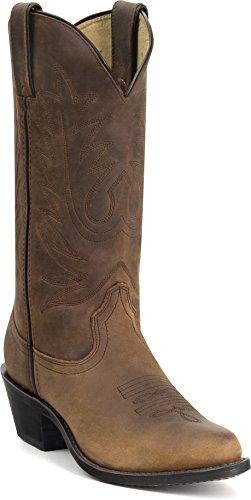 Durango Womens 11 Tan Flex Forepart Western Boot-RD4112 (M7.5) LernIx