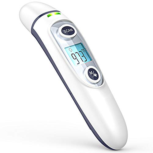 Medicalehead and Ear Thermometer