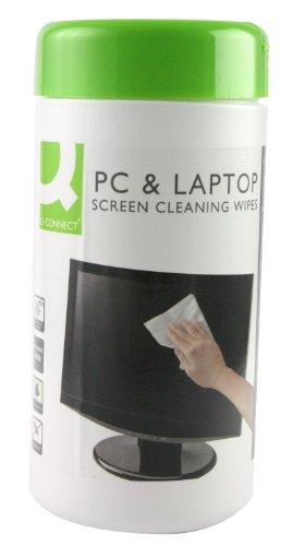 Bildschirm+Tastaturreiniger 100St