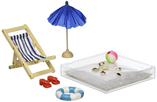 Toysmith Day At The Beach (Game Umbrellas Garden)
