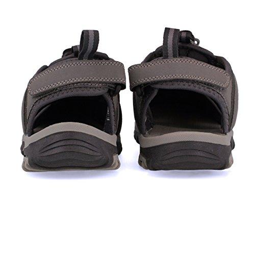 Gris Bay Femmes Hi De Pour tec Chaussures Marche nT0zgIq