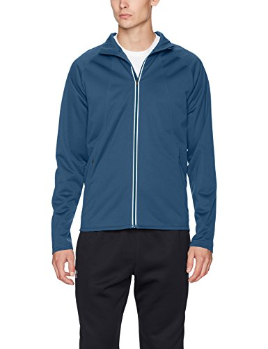 Under Armour Men's Storm ColdGear Reactor PickUpThePace Jacket,True Ink (918)/Reflective, Large by Under Armour (Image #1)