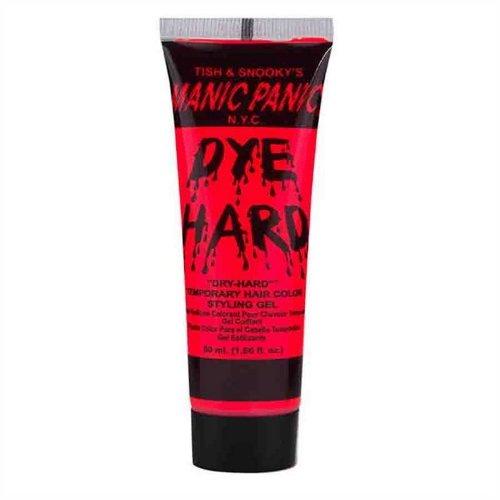 Lava Tube Neon - Manic Panic Dye Hard Electric Lava Styling Gel 1.7 Ounce (50ml)