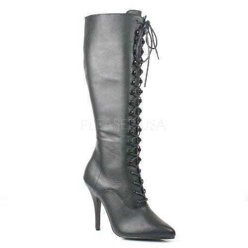 Pleaser Seduce-2020 - sexy talon hauts chaussures femmes cuir bottes 36-48