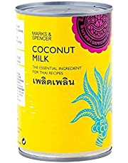 Marks & Spencer Coconut Milk 400ml (Pack of 2)