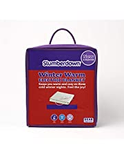Save on Slumberdown Winter Warm Electric Blanket, White, King and more