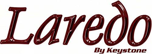 1 RV Trailer Keystone LAREDO Decal Graphic -57