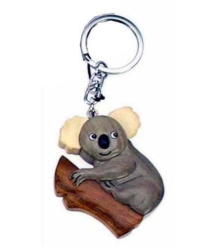 Tashuunka Geschenkartikel - Llavero, diseño de koala y rama ...