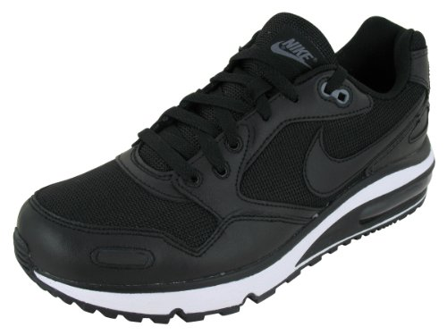 Nike Mens NIKE AIR MAX DIRECT RUNNING SHOES 8 Men US (BLACK/BLACK/COOL GREY/WHITE) B4VIOti3