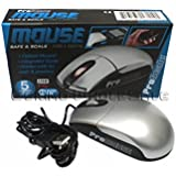ProScale Optical Mouse Safe & Scale All-In-One USB Optical Mouse 100g x 0.01g Integrated Scale