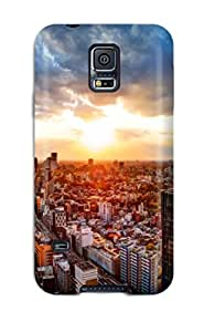 Hot Selling Selling Tpye Panoramic View Case Cover For Galaxy S5
