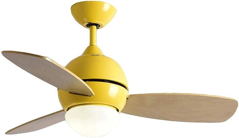 Araña de Ventilador eléctrica Lámpara de Ventilador de Techo para ...
