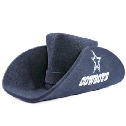 1032537ece298 Amazon.com   Dallas Cowboys Foam Hat   Clothing
