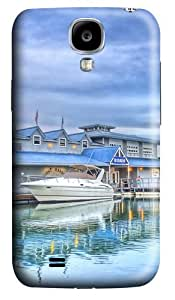 Harbour World Polycarbonate Hard Case Cover for Samsung Galaxy S4/ SIV / I9500