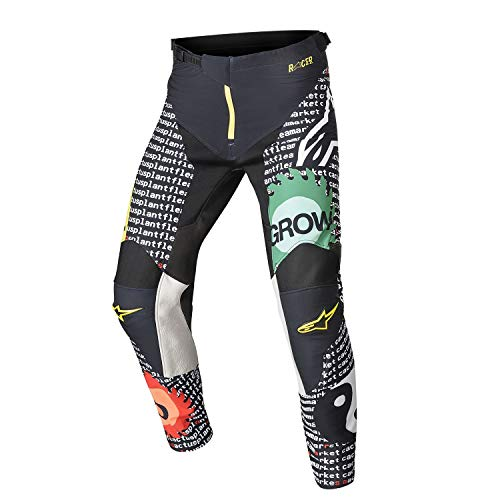 Alpinestars Racer Tech Cactus Limited Edition MX Pants 30 inch Multi Coloured