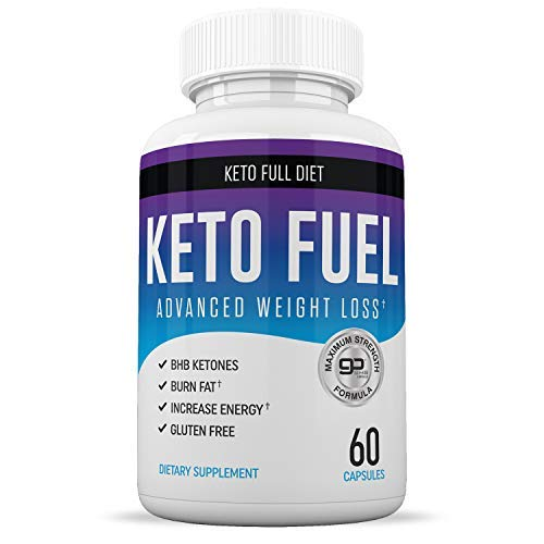 Top Keto Weight Loss Diet Pills - Keto Max Advanced Weight Loss Supplement for Women and Men - Ketogenic Ketosis Keto BHB Weight Loss Supplements - Exogenous Ketones - 60 Capsule
