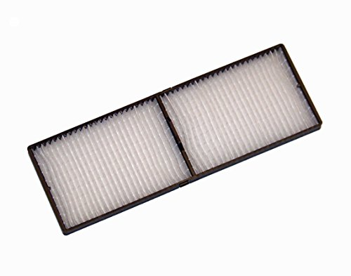 OEM Epson Projector Air Filter For Epson PowerLite Home Cinema 1450, PowerLite Home Cinema 975W by Epson