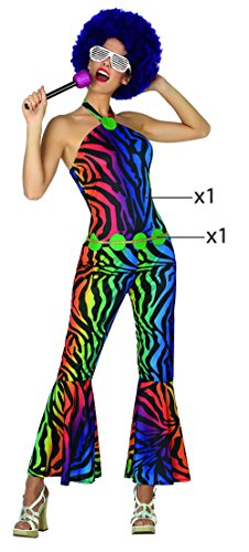 Phertiful UrAmmi Way New Colorful Disco Costumes for Women Party Clothing -