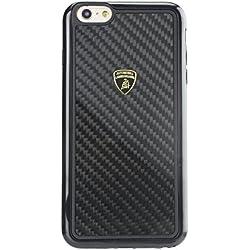 Automobili Lamborghini Huracan Iphone 6 & 6s Case (Black Carbon Fiber)