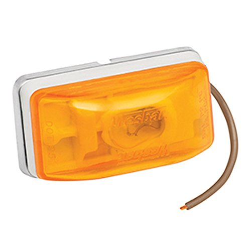 Wesbar 203233 Side Marker/Clearance Light - Amber