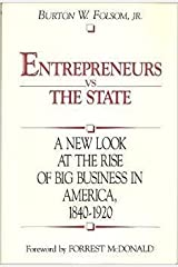 Entrepreneurs Vs. the State Hardcover