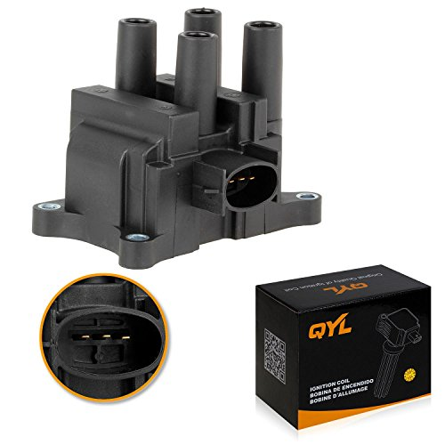 Ignition Spark Coil Replacement for Ford Escape Focus Ranger Ka Mondeo Fiesta Courier Mazda Tribute B2300 C1341 FD497 FD501 DG474