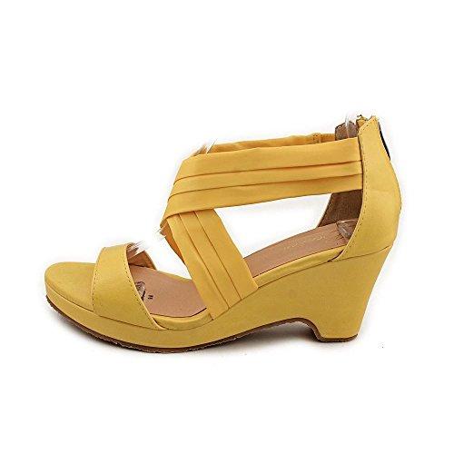 Beacon ALANA Womens Sandal Yellow NCaGzWxUg