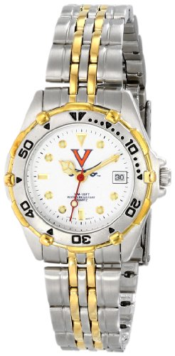 Virginia Cavaliers Women's All Star Watch Stainless Steel Bracelet